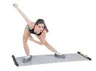 Слайд дорожка для фитнеса своими руками 20